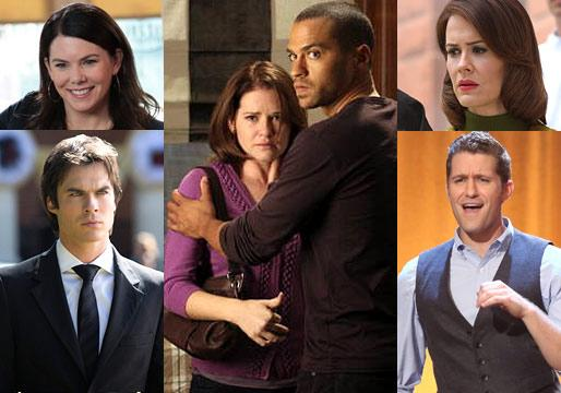 Ask Ausiello: Spoilers on Scandal, Glee, Mad Men, Bones, Grey's, Parenthood, Asylum and More!