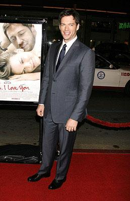 Harry Connick Jr. at the Los Angeles premiere of Warner Brothers Pictures' P.S. I Love You