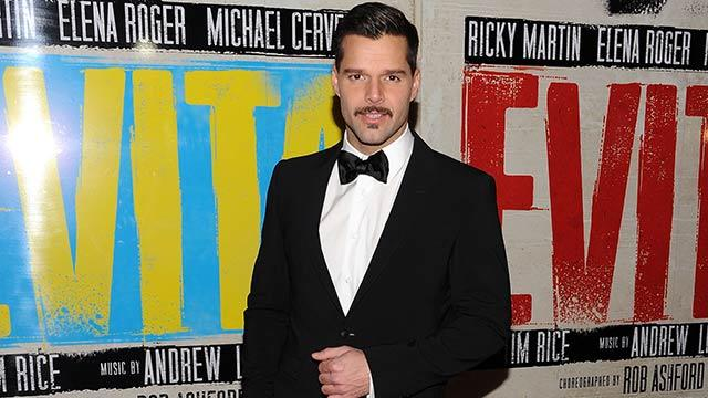Ricky Martin To Host Obama Fundraiser