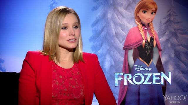 'Frozen' Insider Access: Singing in the Snow