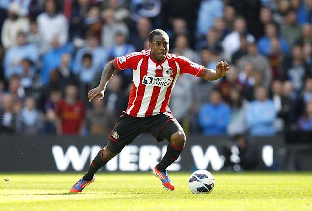 Danny Rose is back with Sunderland