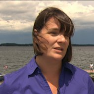 Environmentalist Jennifer Caddick doesn't think the new rules will shut down shipping in the Great Lakes. 'I think that's a little alarmist,' she said.