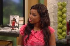 Jennifer Hudson stops by Access Hollywood Live on January 13, 2011 -- Access Hollywood
