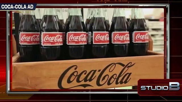 Coca-Cola takes on obesity issue in ad campaign