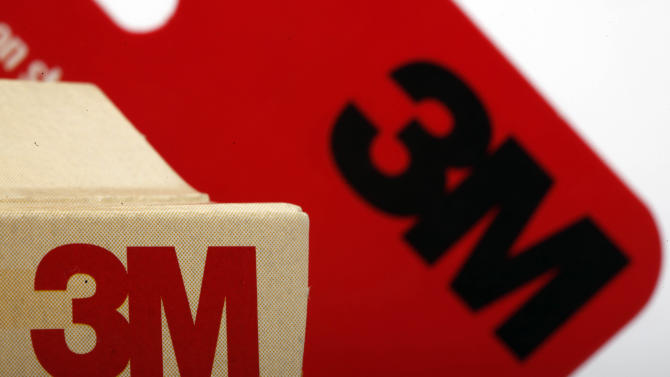 "3M cuts 2012 guidance, citing ""economic realities'"