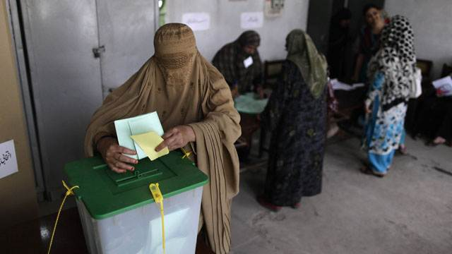 Reporter's Notebook: Historic Day in Pakistan