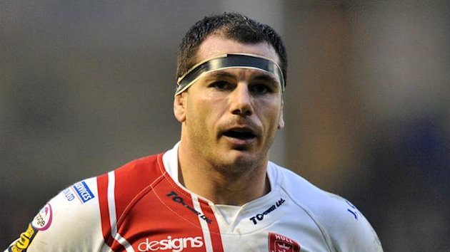 Ben Galea, Hull Kingston Rovers, February 2011