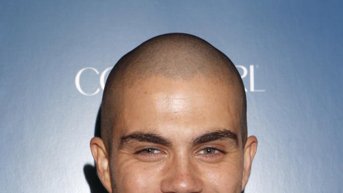 Max George attends the US Weekly AMA After Party for The Wanted at Lure on Sunday November 19, 2012 in Los Angeles, California.  (Photo by Todd Williamson/Invision/AP Images)