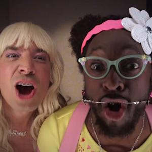Ew! Jimmy Fallon Is Crushing It On The Charts With His New Music Video