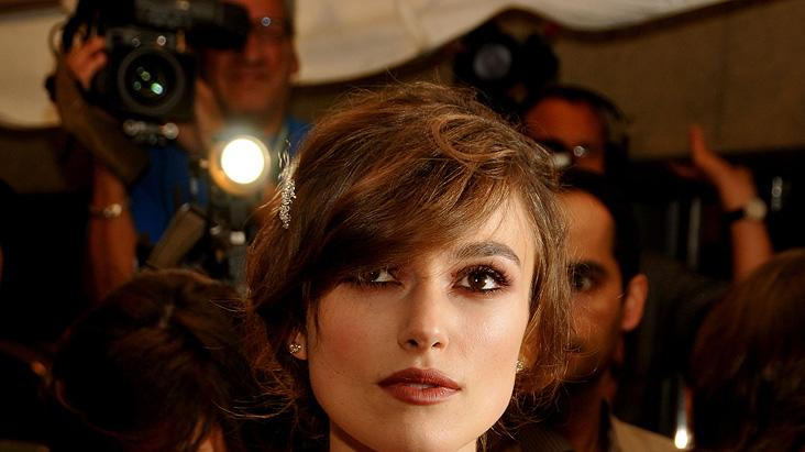 Toronto Film Festival 2008 The Duchess Keira Knightley