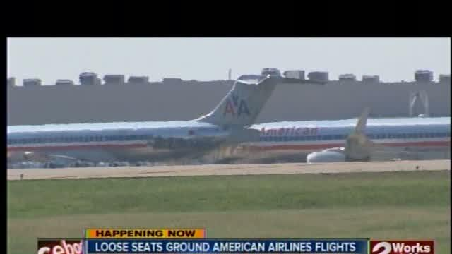 AA workers worry about recent seat problems