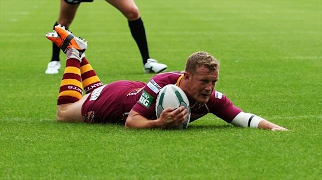 Luke Robinson hopes to feature in Sunday's quarter-final against Warrington