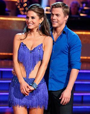 Maria Menounos' DWTS Hair Color: All the Details!