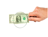 Getting the Biggest Bang for Your Digital Marketing Buck image dollar bill