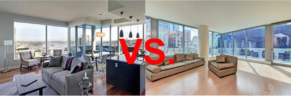 Real Estate Deathmatch: Which of These Downtown Luxury Condos Would You Buy?