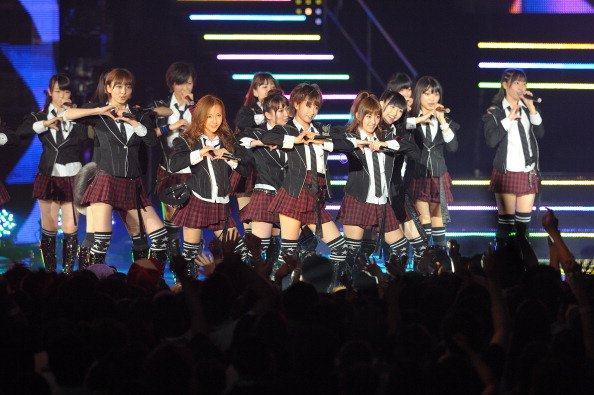 AKB48 Girl Band - infolabel.blogspot.com