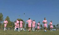 Greek Football Team's 'Brothels Kit' Banned