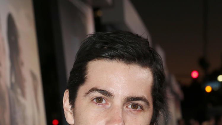 Jim Sturgess arrives at the Los Angeles premiere of 'Cloud Atlas' at Grauman's Chinese Theatre on October 24, 2012 in Hollywood, California.  (Photo by Todd Williamson/Invision/AP Images)