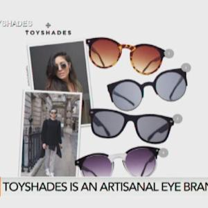 ToyShades: Disrupting the Competitive Eyeglass Industry