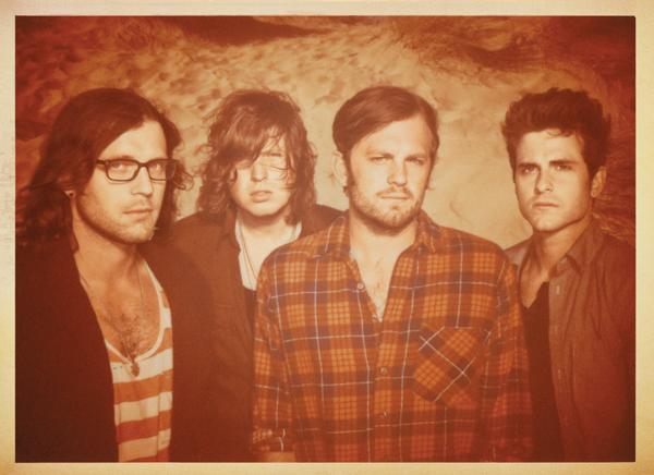 Kings of Leon Announce New Album 'Mechanical Bull'