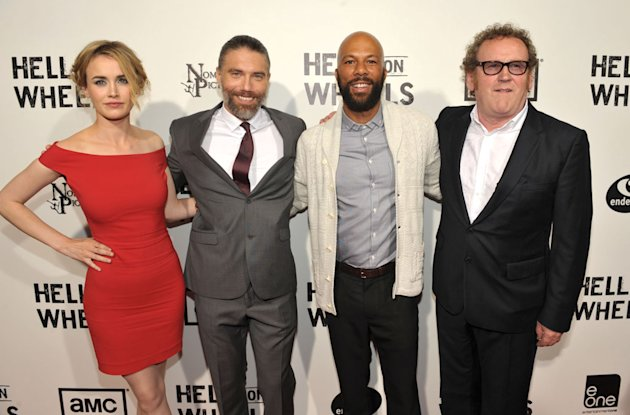 Dominique McElligott, Anson Mount, Common, Colm Meaney