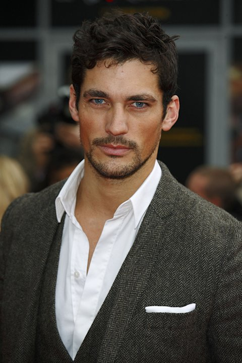 Prince of Persia The Sands of Time UK Premiere 2010 David Gandy