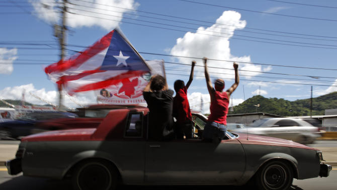 Puerto Rico votes on US ties and chooses governor