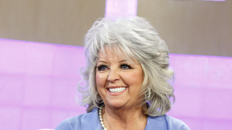 "FILE - In this Jan. 17, 2012 file image originally released by NBC, celebrity chef and TV personality Paula Deen appears on the ""Today"" show to discuss her diabetes in New York. Deen was a no-show Friday, June 21, 2013, at the ""Today"" show, where she was scheduled to appear to answer questions about past use of racial slurs. (AP Photo/NBC, Peter Kramer, file)"