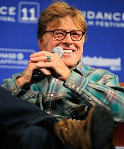 Robert Redford at Sundance Jemal Countess/Wireimage.com
