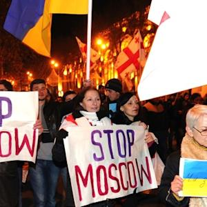 Echoes of the Cold War in Ukraine unrest
