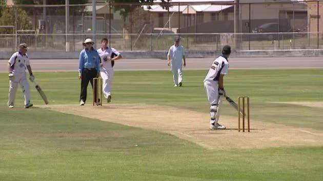 Shield cricketer out to spoil Blues party