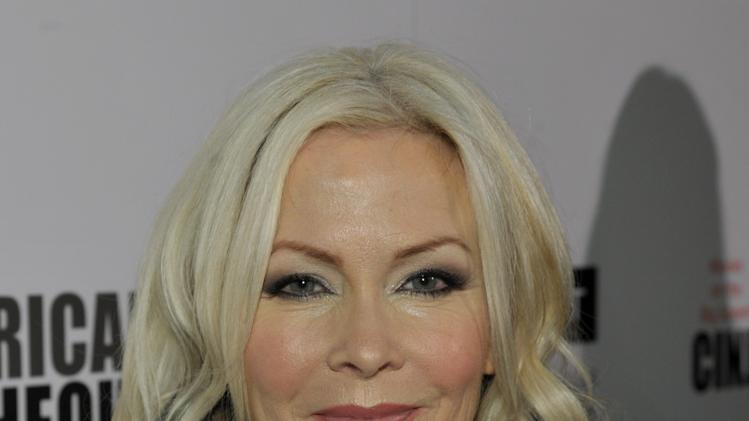 Terri Nunn attends the presentation of the 27th Annual American Cinematheque Award to Jerry Bruckheimer on Thursday, Dec. 12, 2013, in Beverly Hills, Calif. (Photo by John Shearer/Invision for American Cinematheque/AP Images)