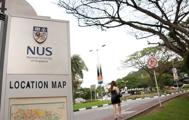 A NUS law professor is under investigations for offering better grades to a student in exchange for sex. (Yahoo! file photo)