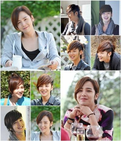 'Love Rain' Releases Jang Keun Suk Behind-The-Scenes Pictures