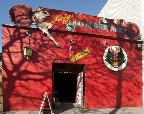 San Francisco's Top Five Dive Bars