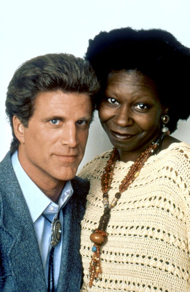 Ted Danson &  Whoopi Goldberg …