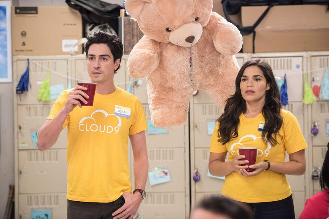 NBC's new sitcom Superstore is quietly having some of the most fun on television