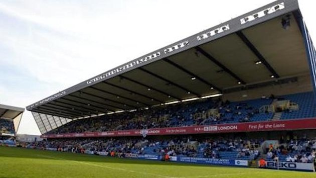 Millwall Stadium - The New Den