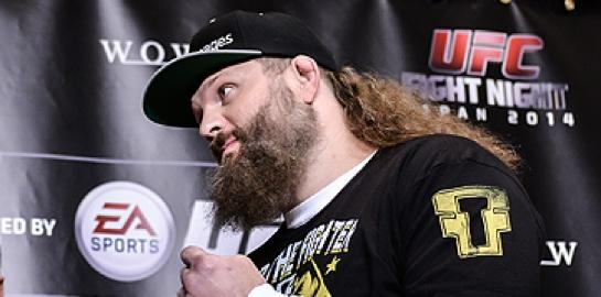 UFC Fight Night 82 Fighter Salaries: Roy Nelson Sits Atop Payroll