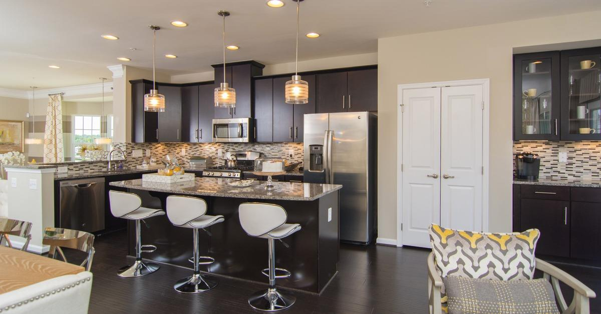 New Townhomes steps from Colonial Williamsburg