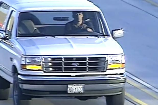 Here's O.J.'s White Bronco Chase, If You're Feeling Nostalgic (Video)