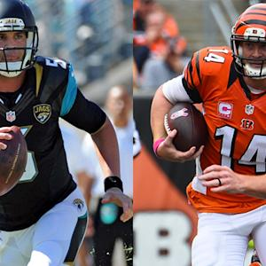 Jaguars at Bengals Preview