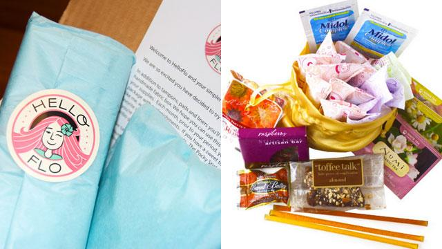 Tampon Subscription Services Compete