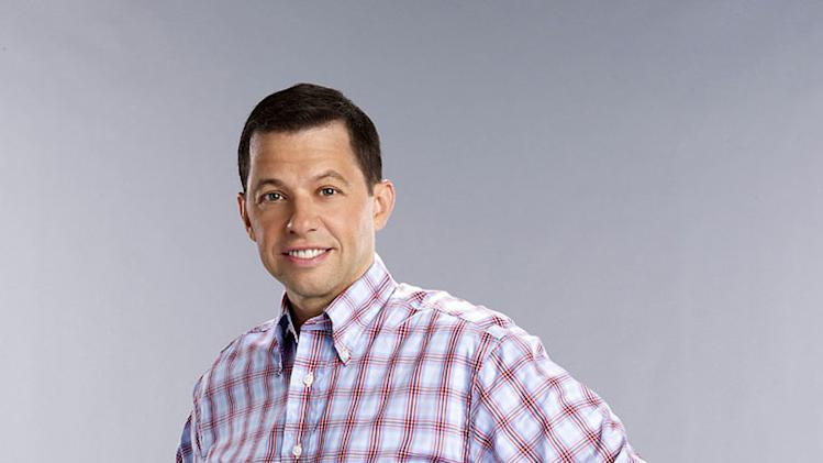 "Jon Cryer stars as Alan Harper on ""Two and a Half Men."""