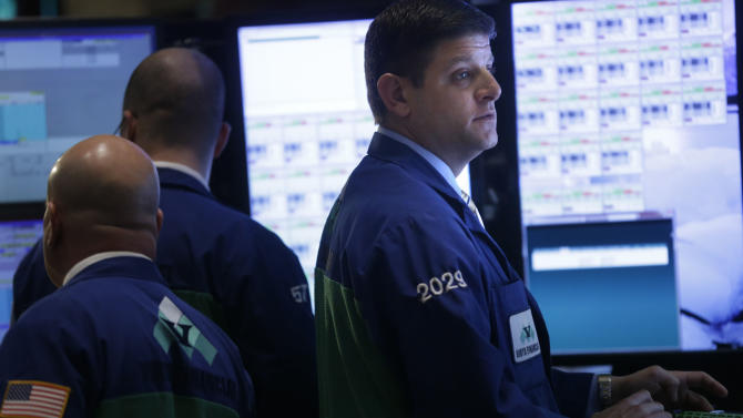 Stocks rise for a second day on growth outlook
