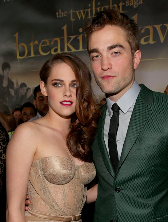 "Premiere Of Summit Entertainment's ""The Twilight Saga: Breaking Dawn - Part 2"" - Red Carpet"