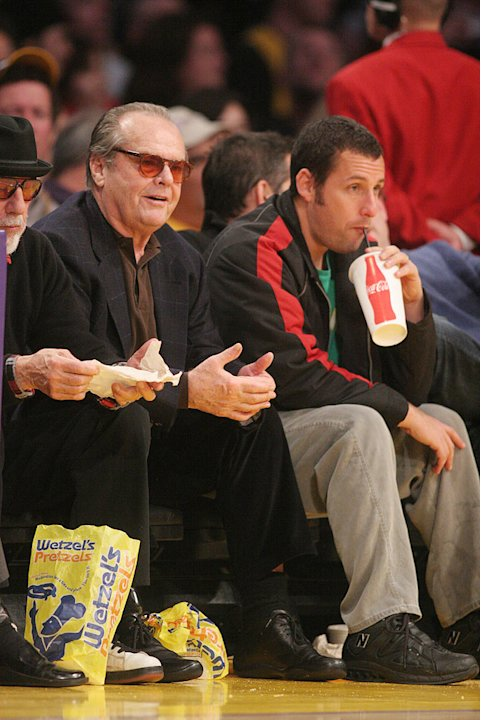 Nicholson Sandler Lakers Gm