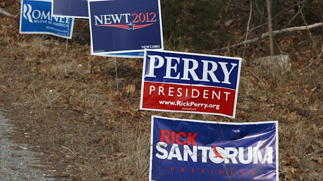 N.H. Voters Head To The Polls As Romney Fends Off Attacks - Video