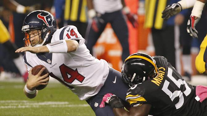 Texans focused on eliminating mistakes