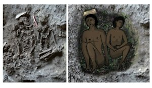 Oldest Grave Flowers Unearthed in Israel